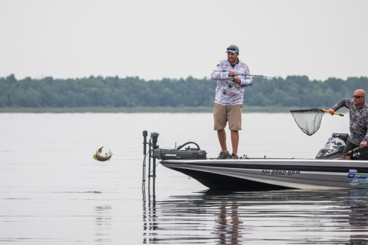 Image for GALLERY: Toyota Series Northern Division, Lake Champlain, Day 3 OTW