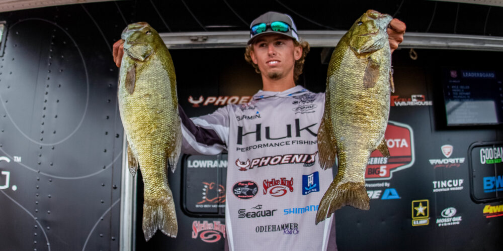 Image for GALLERY: Toyota Series Northern Division, Lake Champlain, Day 3 Weigh-In