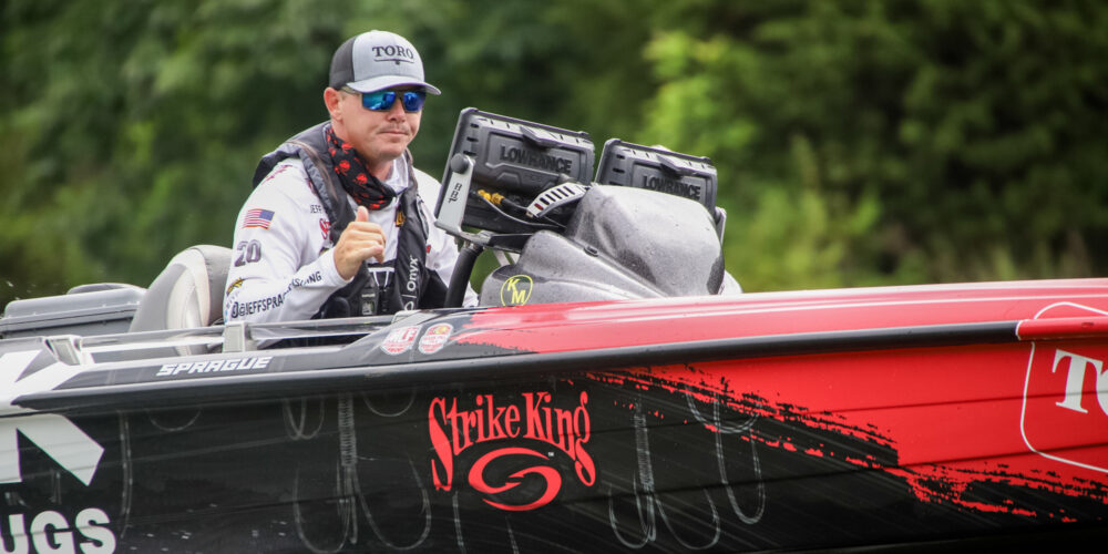 Image for Sprague Keeps It Simple for Summertime Family Bass Fun