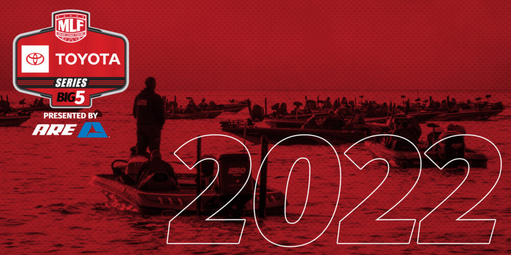Image for 2022 Toyota Series Schedule