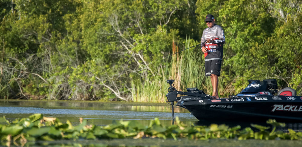 Image for JARED LINTNER: Toyota Series Event on California Delta Will Be a Topwater Dream