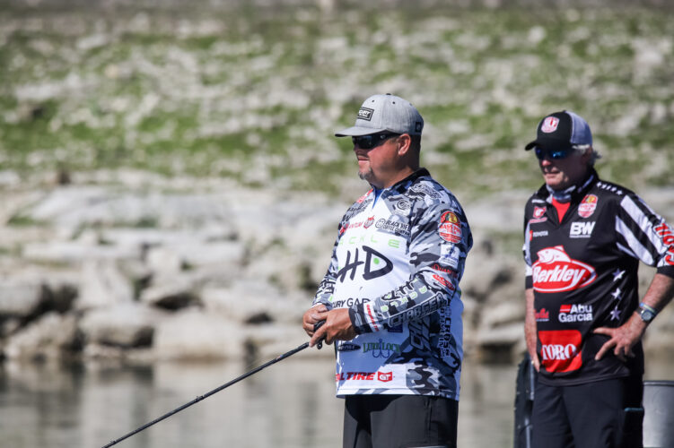 Image for Lake Champlain Set for Major League Fishing Bass Pro Tour Toyota Stage Six Presented by Googan Baits