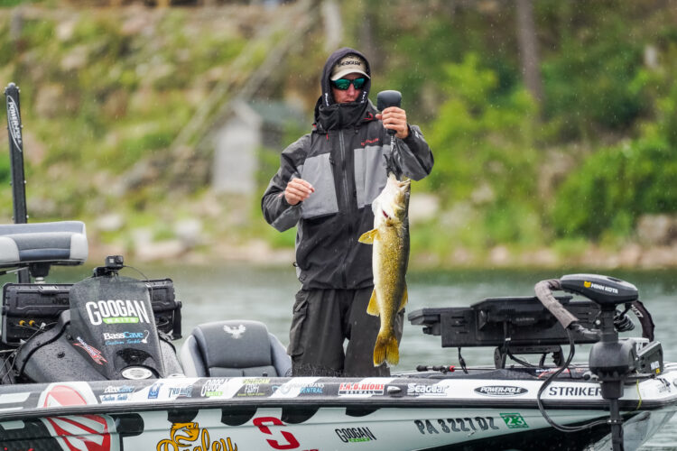 Image for GALLERY: Tackle Warehouse Pro Circuit, St. Lawrence River, Day 1 Afternoon