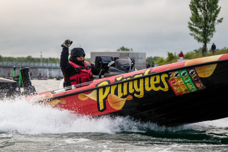 Image for GALLERY: Tackle Warehouse Pro Circuit, St. Lawrence River, Day 2 Takeoff