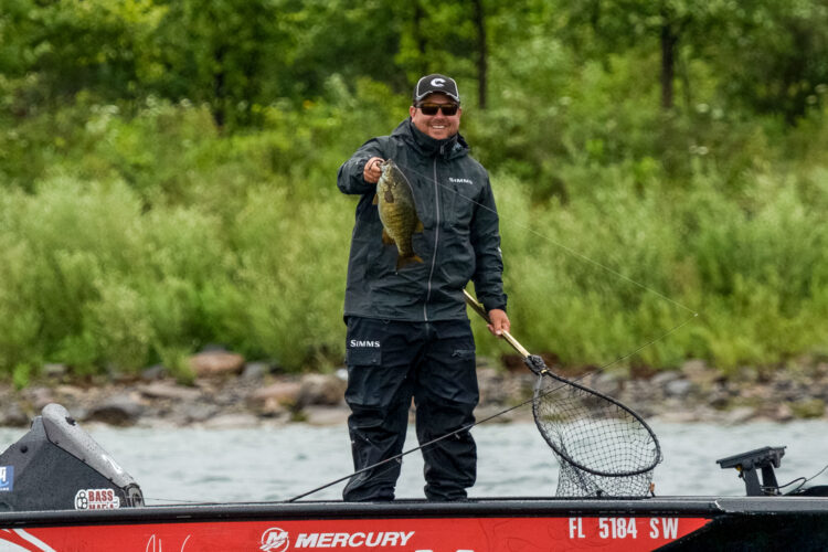 Image for GALLERY: Tackle Warehouse Pro Circuit, St. Lawrence River, Day 2 Morning