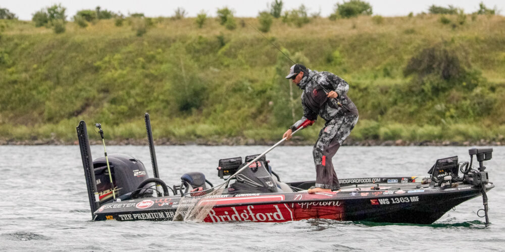 Image for St. Lawrence River Day 2 Midday Update: Who's Making Moves?