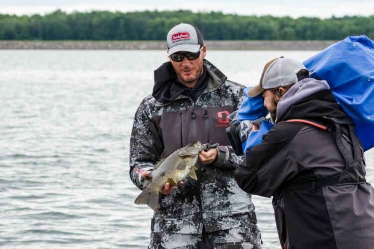 Image for GALLERY: Tackle Warehouse Pro Circuit, St. Lawrence River, Day 4 Afternoon