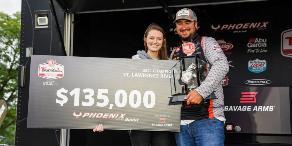 Image for Pike the Best on Final Day to Earn St. Lawrence Win