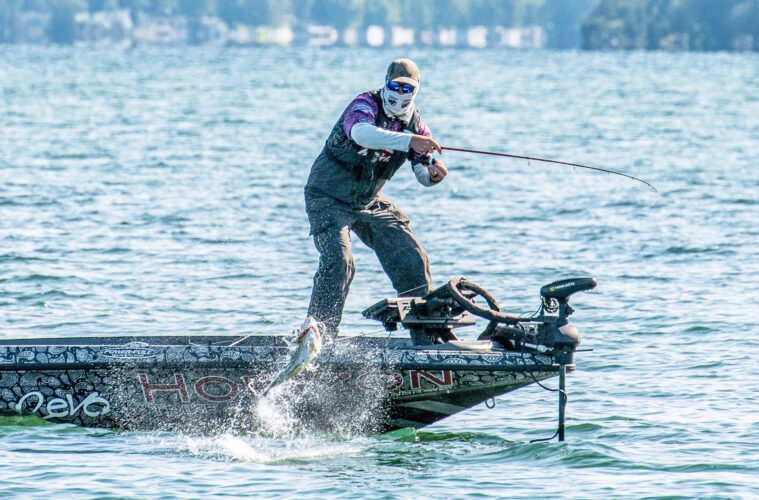 Image for Cifuentes Extends Lead, Neal Clinches AOY Title at Tackle Warehouse Pro Circuit Savage Arms Stop 6 Presented by Abu Garcia at St. Lawrence River