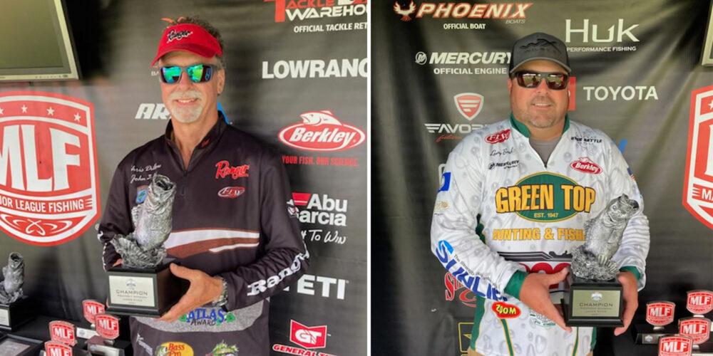 Image for Waynesboro's Dillow Wins Phoenix Bass Fishing League on James River