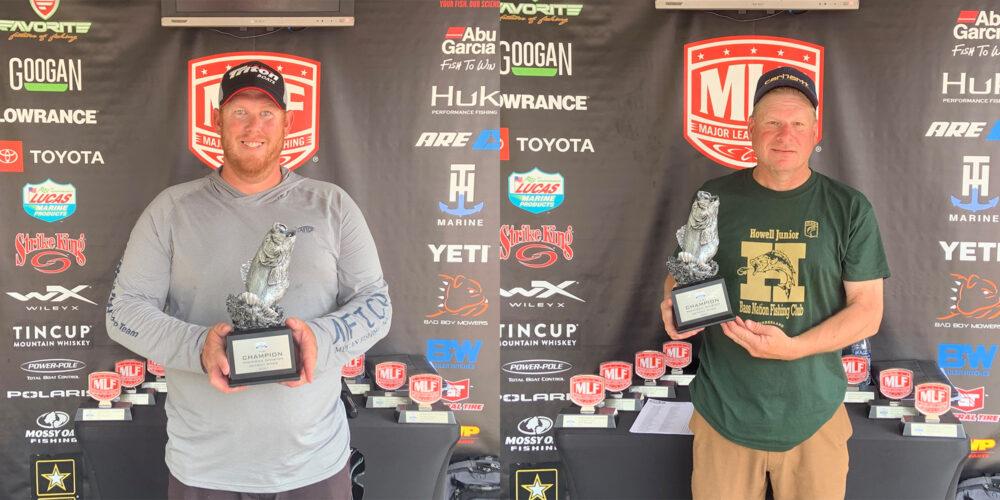 Image for Clarkston's Salzmann Wins Phoenix Bass Fishing League on Detroit River