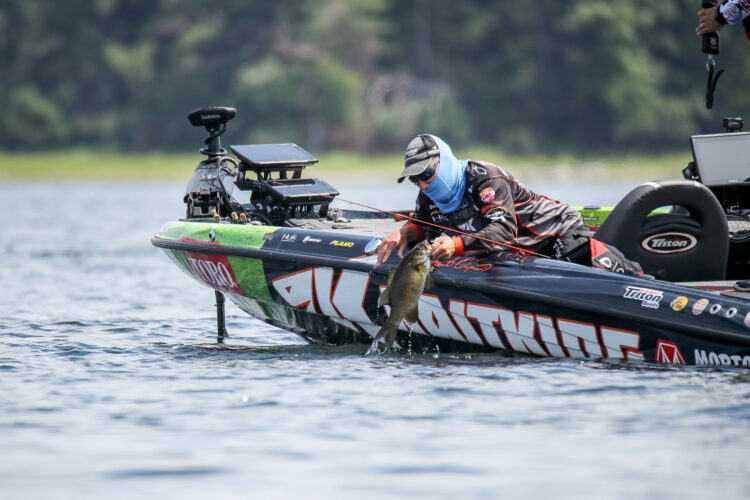 Image for GALLERY: Day 1 Wraps Up on Lake Champlain