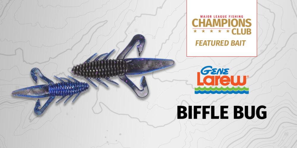 Image for Featured Bait: Gene Larew Biffle Bug