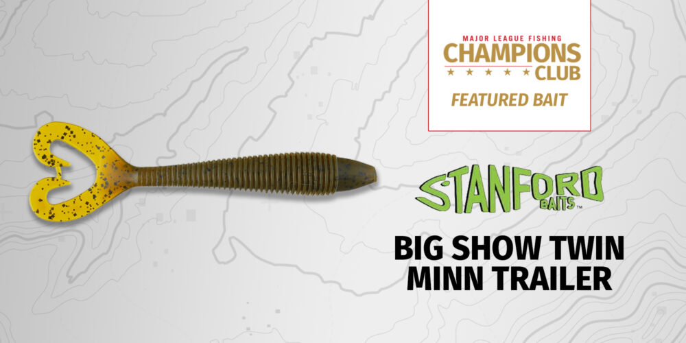 Image for Featured Bait: Stanford Baits Big Show Twin Minn Trailer