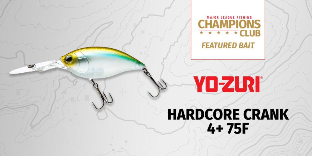 Image for Featured Bait: Yo-Zuri Hardcore Crank 4+ 75F