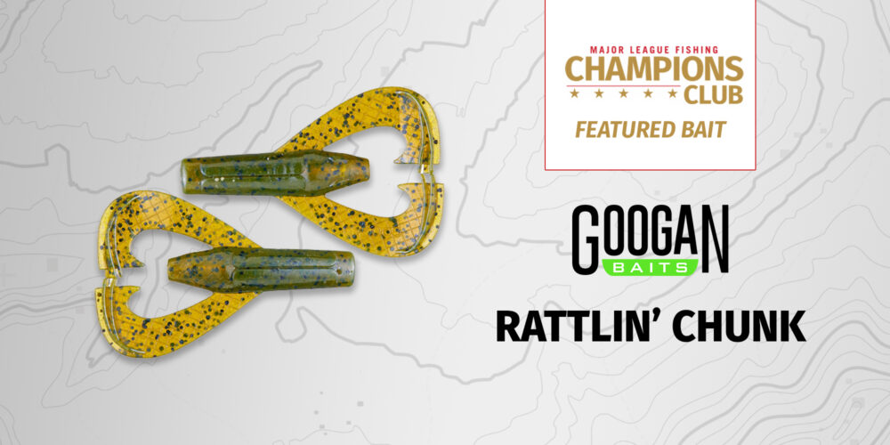 Image for Featured Bait: Googan Baits Rattlin' Chunk