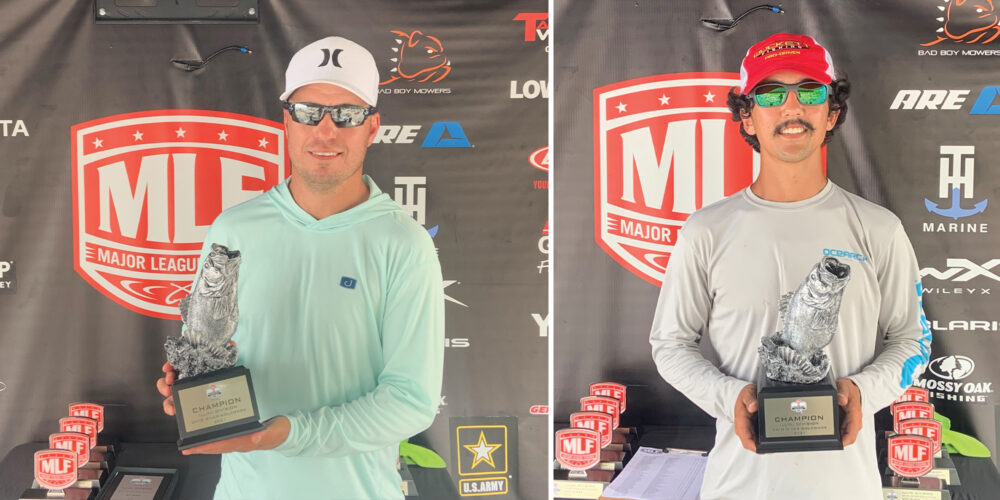 Image for Slaughters' Clary Wins Phoenix Bass Fishing League on Ohio River – Golconda