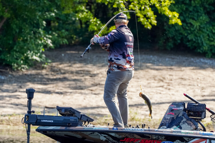 Image for GALLERY: Tackle Warehouse TITLE, Mississippi River, Championship Round Morning