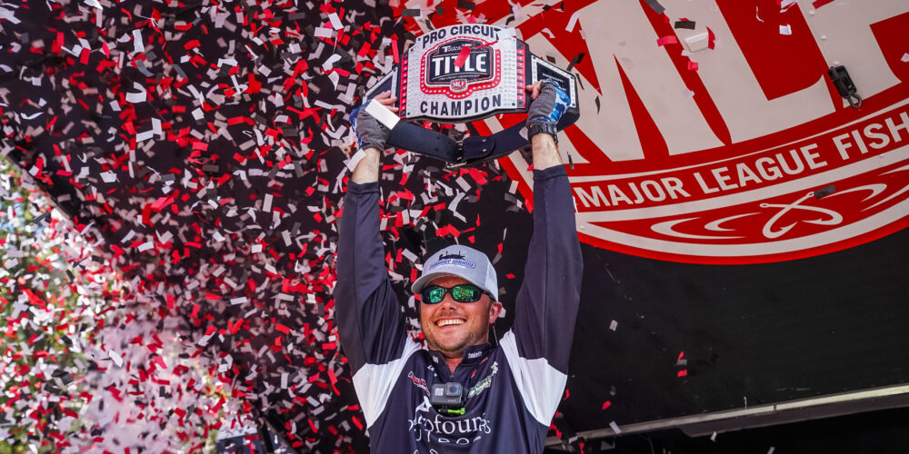 Image for Washam Wins! Tennessee Pro Takes Home TITLE Championship
