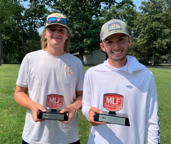 Image for Northwest Ohio Junior Bassmasters Wins U.S. Army High School Fishing Open at Detroit River Presented by Googan Baits