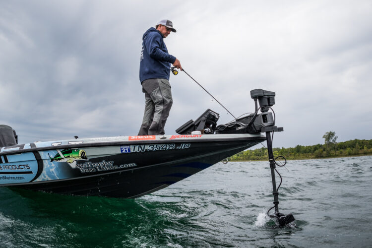 Image for GALLERY: Toyota Series Northern Division, St. Lawrence River, Day 3 OTW