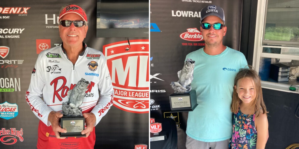 Image for North Vernon's Dove Wins Two-Day Phoenix Bass Fishing League Super Tournament on Ohio River – Tanners Creek
