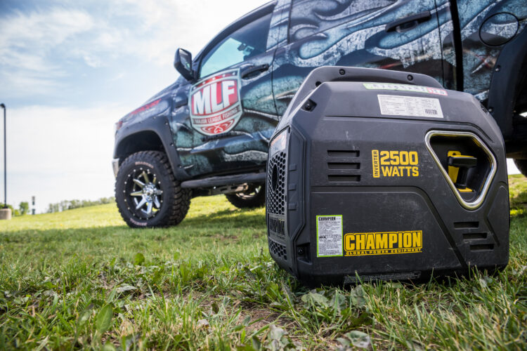 Image for Behind the Scenes: Sponsor Products Help Power the Bass Pro Tour