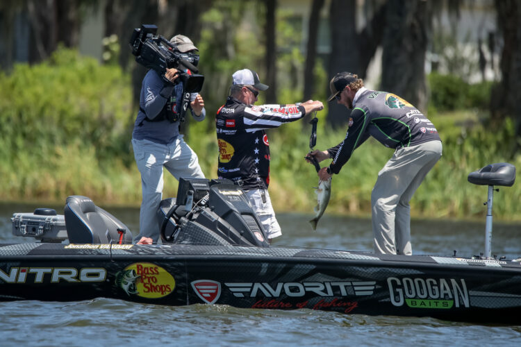 Image for Major League Fishing Bass Pro Tour Set for Season Finale at CarParts.com Stage Seven at Lake St. Clair Presented by Covercraft