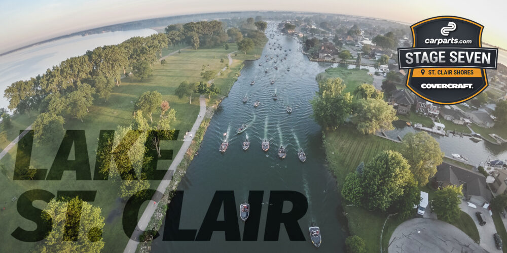 Image for Lake St. Clair, Surrounding Waters Primed for Stage Seven Showdown