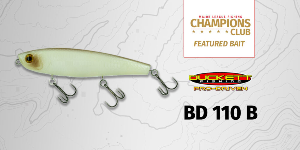 Image for Featured Bait: Duckett Baits BD 110 B