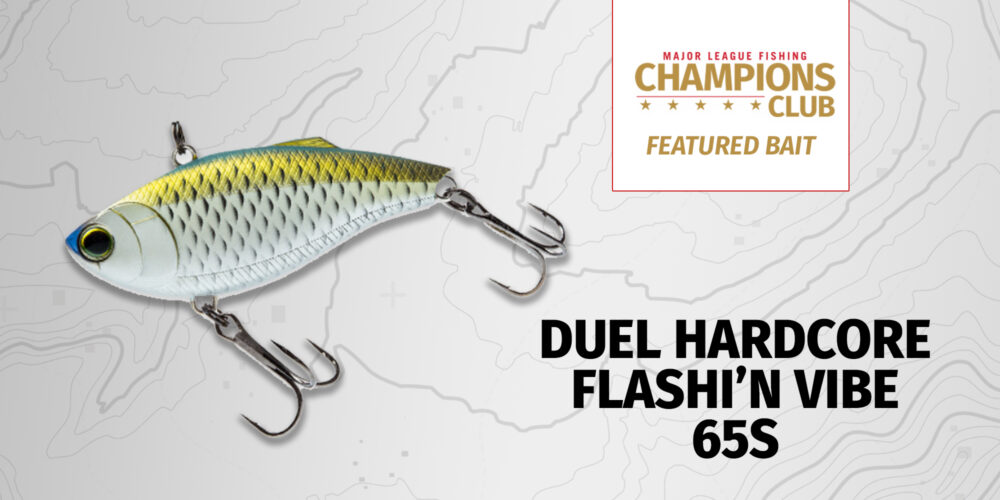 Image for Featured Bait: Duel Hardcore Flashi'n Vibe 65S