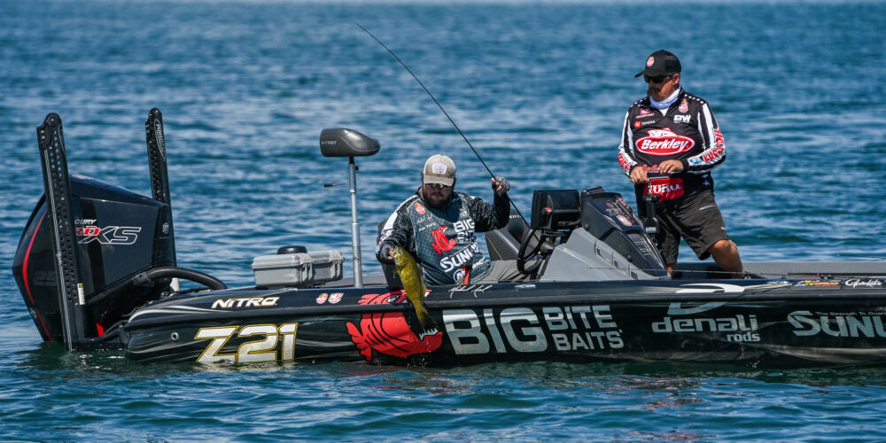 Image for Neal Stacks up 120-Plus, Leads After Day 1 at St. Clair