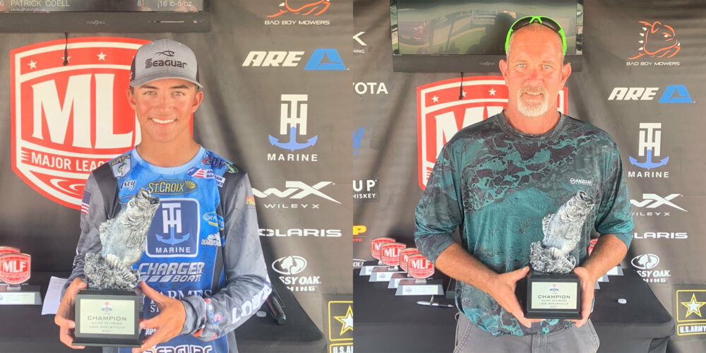 Image for Carbondale's McKinney Wins Two-Day Phoenix Bass Fishing League Super Tournament on Lake Shelbyville