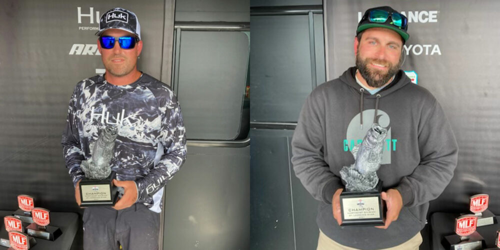 Image for Norwood's Grant Wins Two-Day Phoenix Bass Fishing League Super Tournament on St. Lawrence River