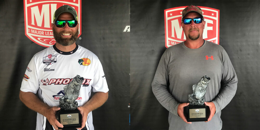 Image for Findlay's Burton Wins Two-Day Phoenix Bass Fishing League Super Tournament on Lake Erie