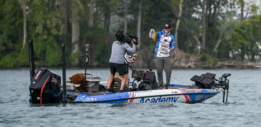 Image for Wheeler Wins AOY; Morgan Tops Knockout Round with Largemouth