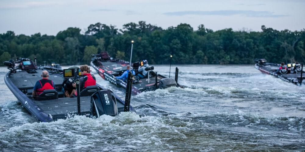 Image for September Promises Tough Fishing on the Potomac River