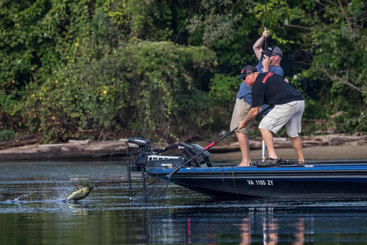 Image for GALLERY: Toyota Series Northern Division, Potomac River, Day 3 OTW