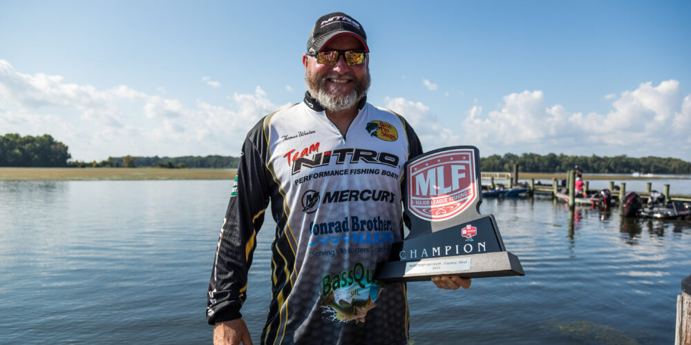 Image for Wooten Wins Toyota Series Event on Potomac River