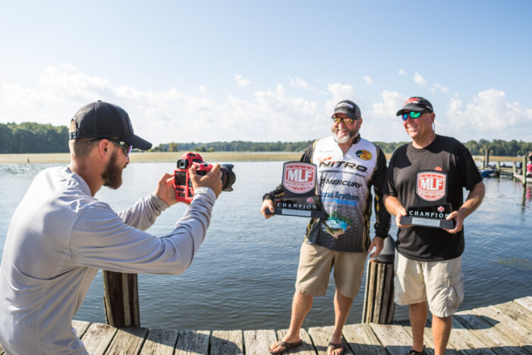 Image for GALLERY: Toyota Series Northern Division, Potomac River, Day 3 Weigh-In