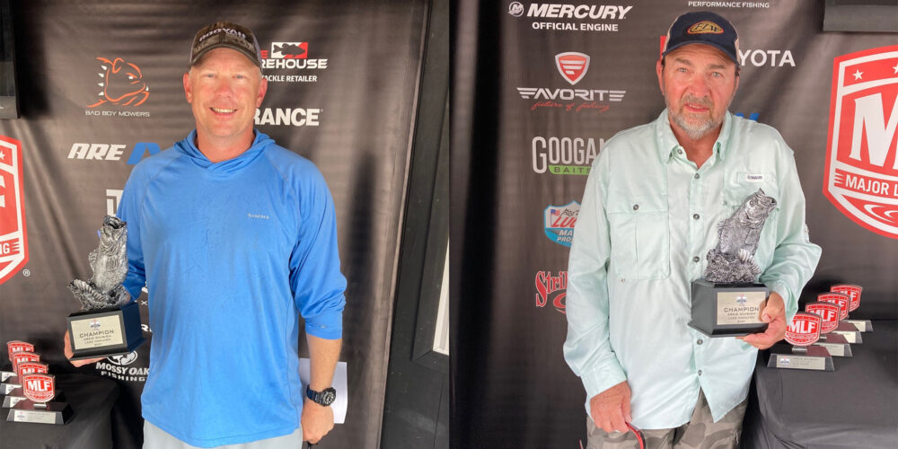 Image for Conway's Huselton Wins Two-Day Phoenix Bass Fishing League Super Tournament on Lake Hamilton Presented by Berkley