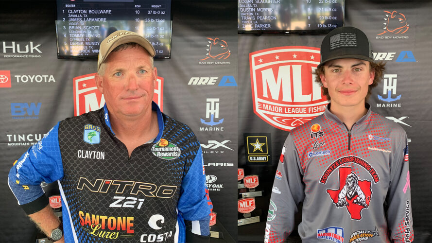 Image for Zavalla's Boulware Wins Two-Day Phoenix Bass Fishing League Super Tournament on Sam Rayburn Reservoir