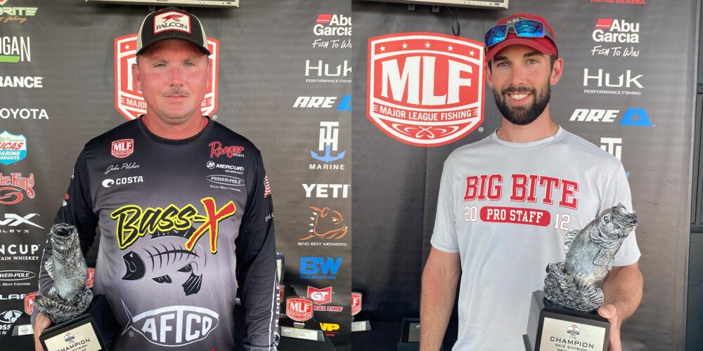 Image for Kansas, Oklahoma's Pilcher Wins Two-Day Phoenix Bass Fishing League Super Tournament on Grand Lake