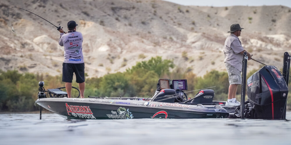 Image for Top 5 Patterns from Lake Havasu – Day 1