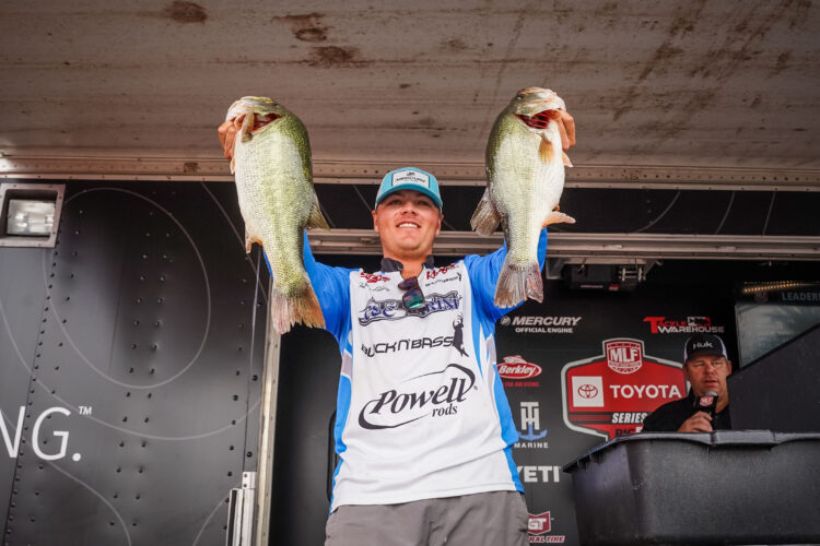 Image for GALLERY: Toyota Series Western Division, Lake Havasu, Day 3 Weigh-In