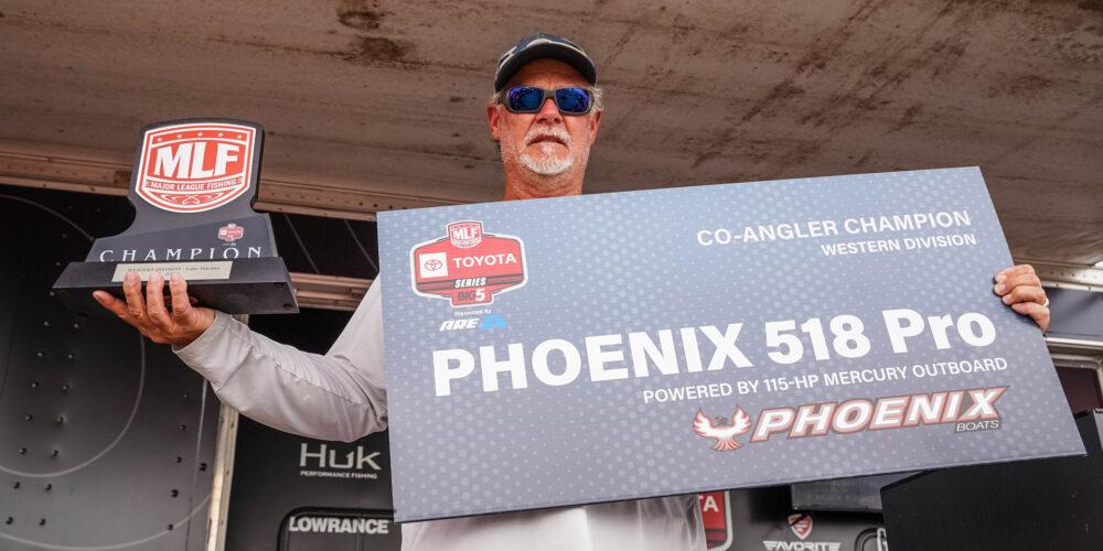 Image for Gross Takes Strike King Co-Angler Win on Havasu