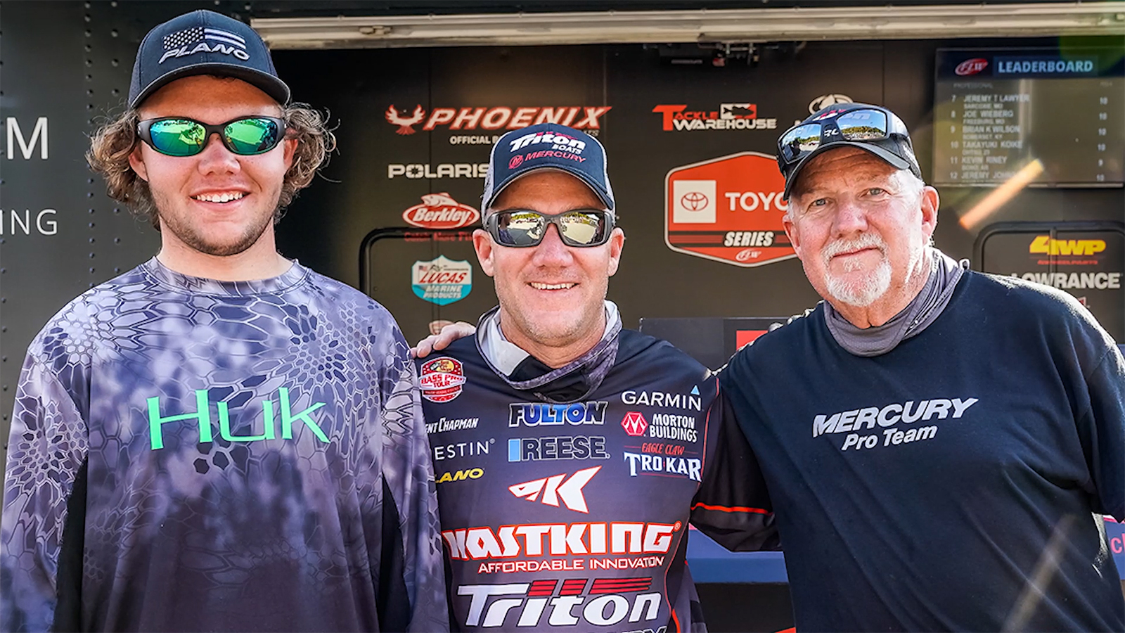 Ask the Anglers: Who is Your Fishing Role Model?