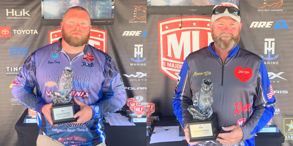 Image for Richmond's Drury Wins Two-Day Phoenix Bass Fishing League Super Tournament on Lake Cumberland Presented by Googan Baits