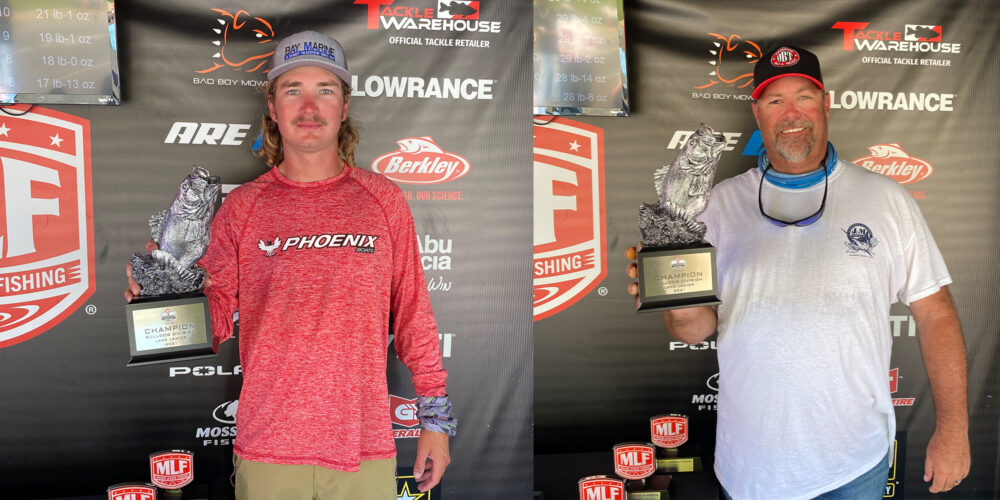 Image for Cumming's Marks Wins Two-Day Phoenix Bass Fishing League Super Tournament on Lake Lanier