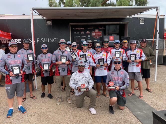 Image for Simpson University Wins Abu Garcia College Fishing Tournament on Lake Havasu